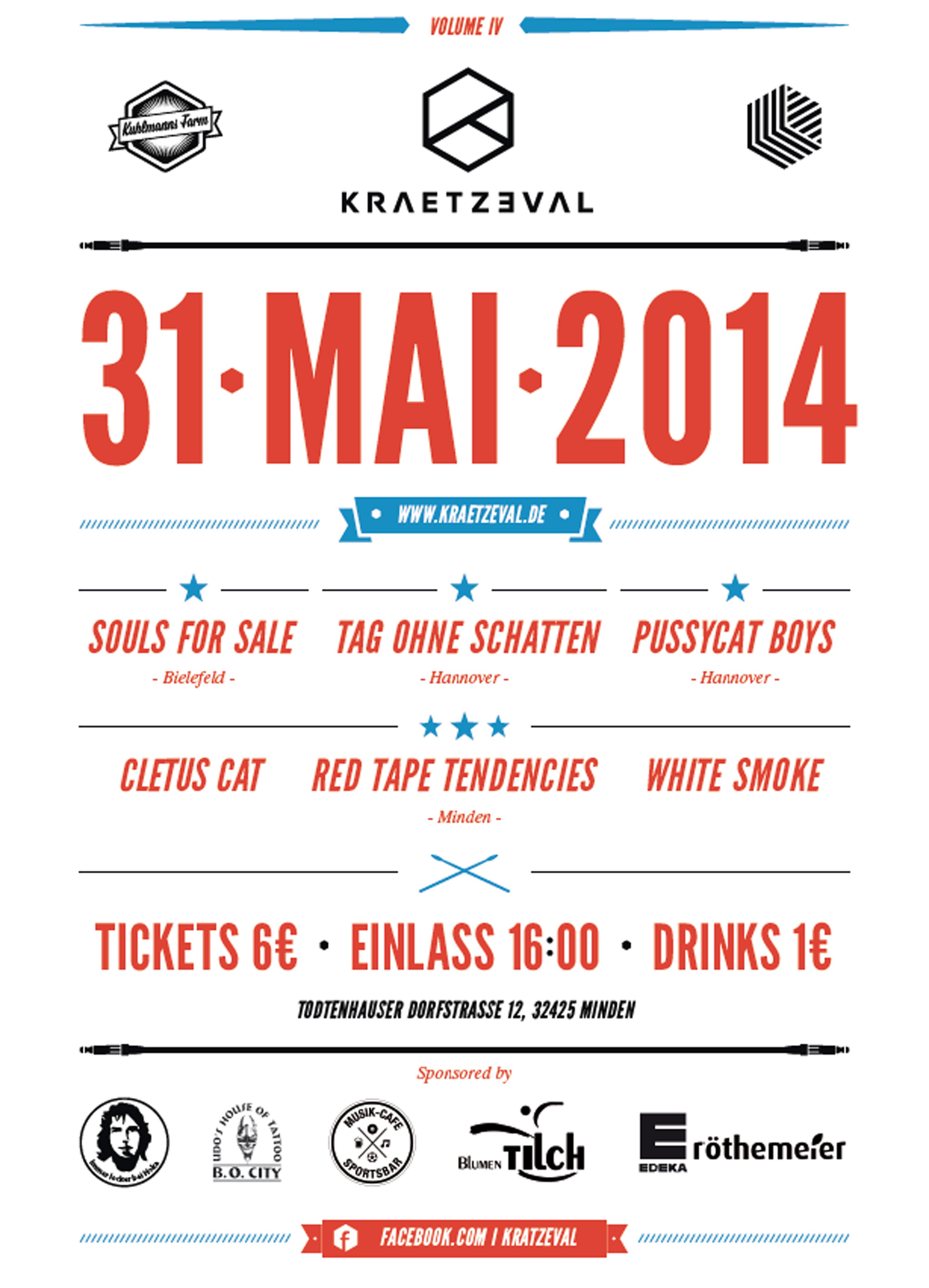 Plakat Kraetzeval